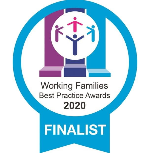 Working Families Best Practice Awards 2020 Finalists